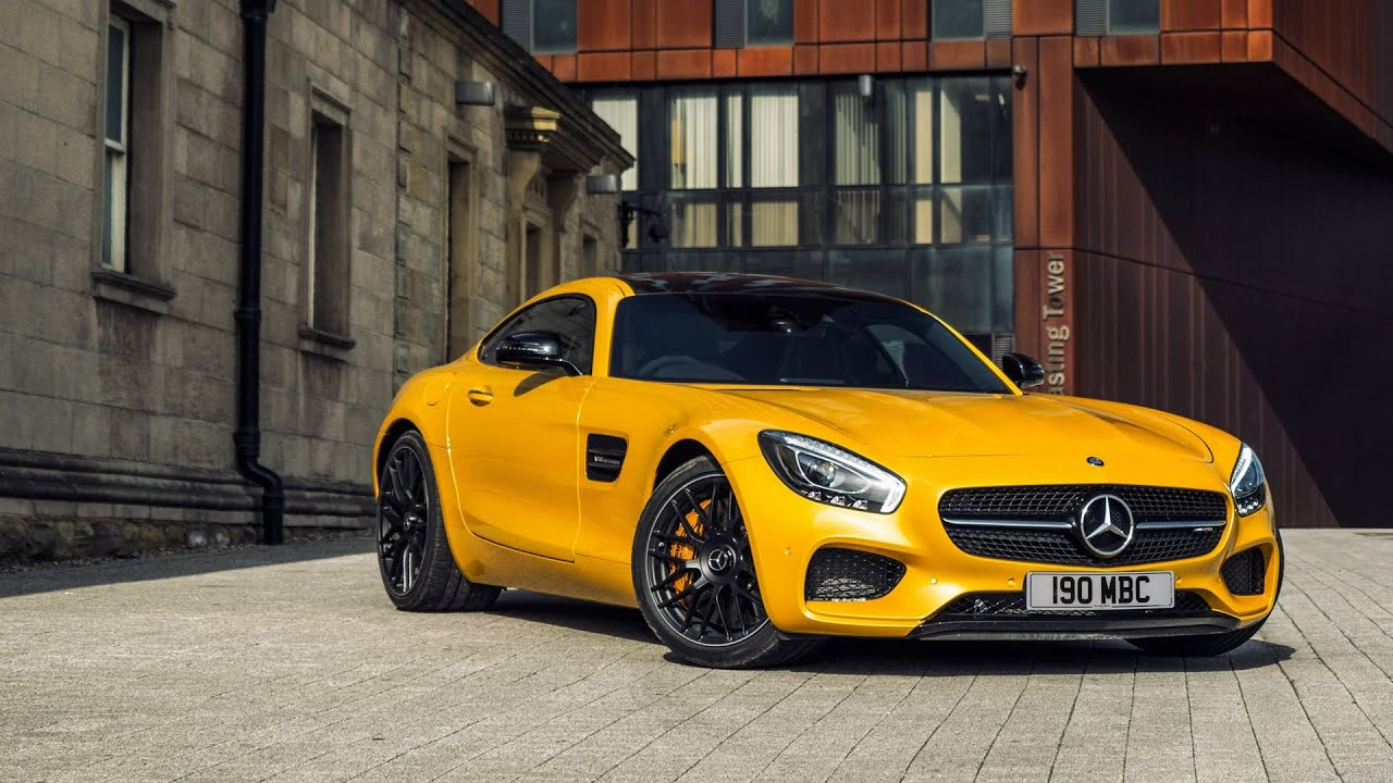 2016 mercedes amg gt s uk spec exterior and interior youtube. Black Bedroom Furniture Sets. Home Design Ideas