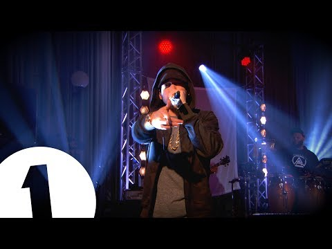 Eminem - Berzerk on Radio 1
