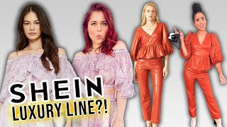 Trying Shein's 'PREMIUM' Collection *is it worth it?!*