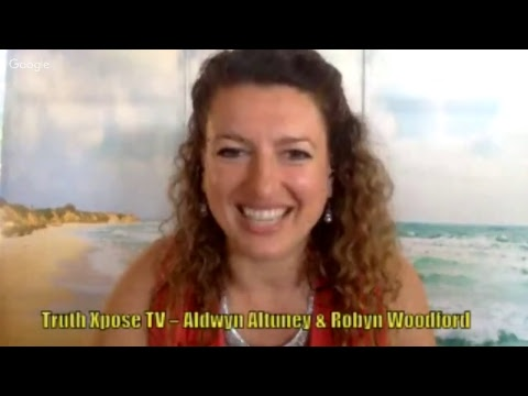 Truth Xpose TV – Aldwyn Altuney interviews Robyn Woodford