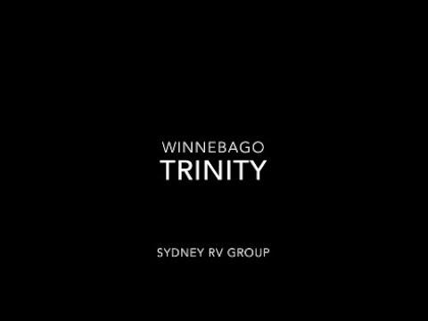 Winnebago Trinity For Sale At Sydney RV Group