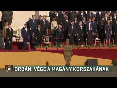 Orbán: Vége a Trianont követő 100 éves magyar magány korszakának 20-08-20 thumbnail