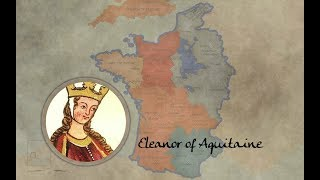 Eleanor of Aquitaine Documentary, Part 1
