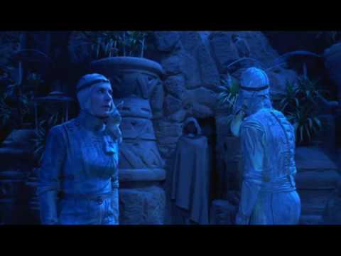 Dune (2000) - Lady Jessica using the voice against Stilgar