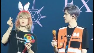 190922 Funny And Cute Moment At Exo Planet #5 Expl