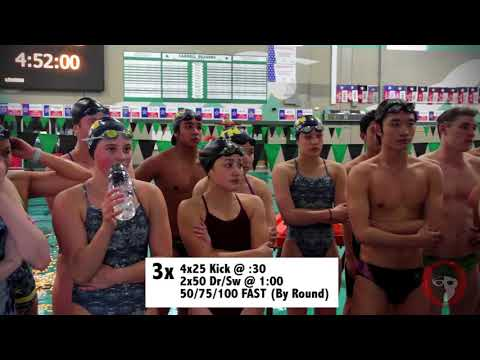 Practice + Pancakes: North Texas Nadadores Show Off Speed Before Sectionals