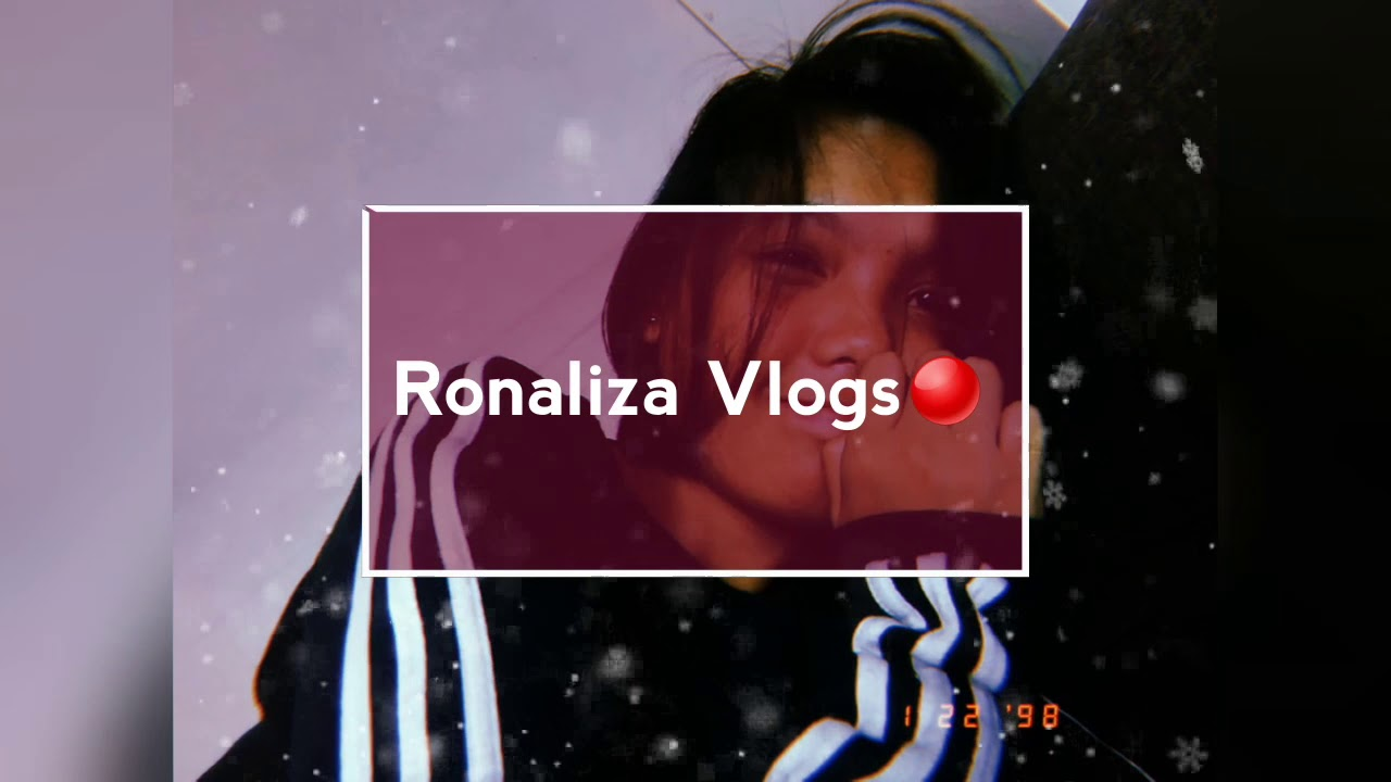 YouTube intro  ronaliza😍