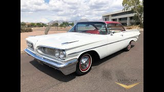 SOLD: 1959 Pontiac Catalina 2dr HT - Absolutely Beautiful Car - 389ci V8 - Must See!!
