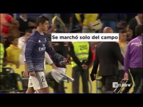 Se armó el cabaret en el Real: el insulto de Cristiano a Zidane