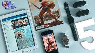The 5 BEST Mobile Apps for Comic Book Collectors screenshot 2