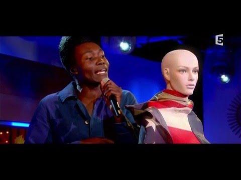 Le live : Benjamin Clementine - C à Vous - 29/09/2017