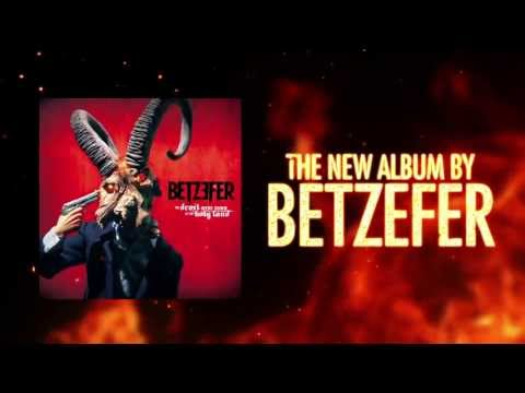 BETZEFER The Devil Went Down To The Holy Land - album trailer / teaser