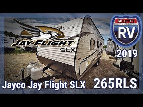 2019-jayco-jay-flight-slx-265rls-travel-trailer-rv-for-sale-gillette's-interstate-rv