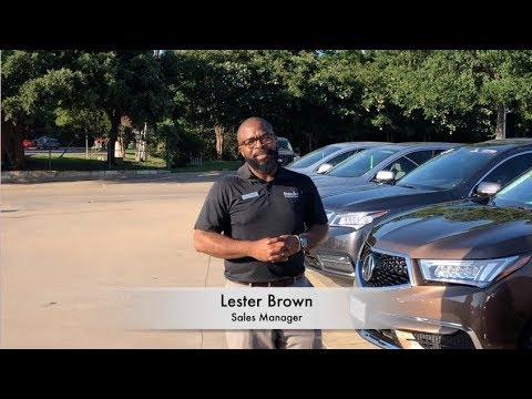Acura Certified Pre Owned >> Lester Brown On The Acura Certified Pre Owned Program