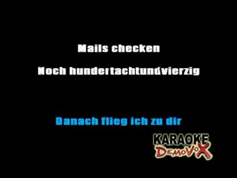 Karaoke Nur Noch Kurz Die Welt Retten
