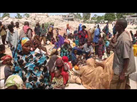 Somali Famine and appeal for starvation in Horn Africa