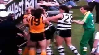 Top 10 AFL Enforcers!