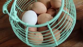 Cała masa jajek w dziwnych miejscach