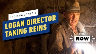 Logan Director Takes on Indiana Jones 5 - IGN Now