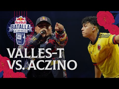 VALLES-T Vs ACZINO - Semifinal | Red Bull Internacional 2019