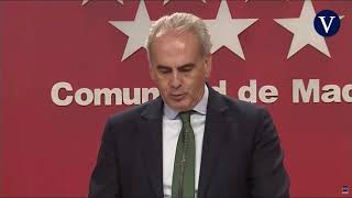Madrid impone restricciones de reunión y movilidad entre la medianoche y las 06.00 horas