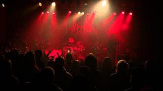Watain, Sworn to the Dark, live at the Granada Theater, Lawrence, Kansas, January 18, 2015