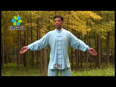 中国国家体育总局认定八段锦,八段锦全国冠军张琦完整口令加长版12分钟