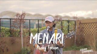 Rizky Febian - MENARI Cover BY Zidan