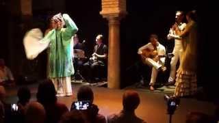 Opera KunQu en Museo Baile Flamenco de Cristina Hoyos, Sevilla