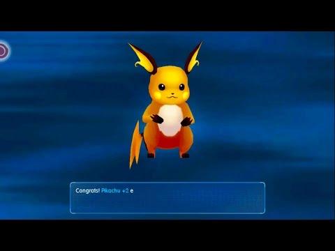 Pocket House 3D (Monster King 3D) - RAICHU EVOLUTION!