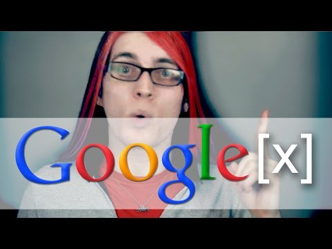 """What the frick is """"Google X""""?"""
