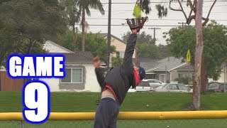 YOU WON'T BELIEVE THIS CATCH! | On-Season Softball Series | Game 9