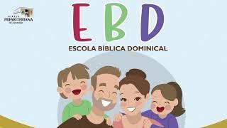Escola Dominical | 06/06/2021
