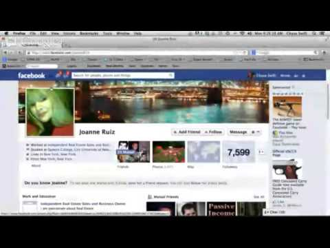 Web Training For Facebook March 18 2013