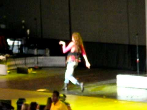 Alyson Stoner: Make History- PNC August 16, 2010