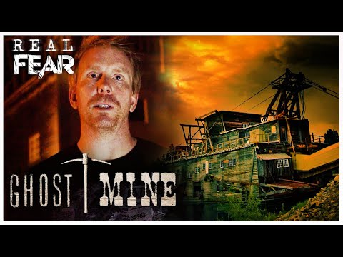 Exploring A Haunted Dredge | Ghost Mine | Real Fear