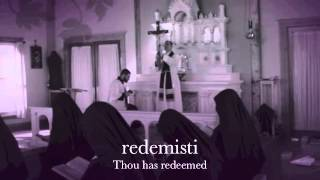 Benedictines of Mary- Jesu Salvator Mundi-Track 6 from LENT AT EPHESUS
