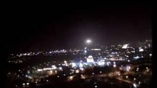 UFO - JERUSALEM -Temple Mount - THE BEST SIGHTING