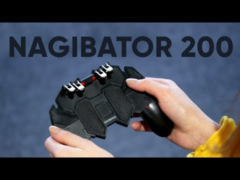 Джойстик для PUBG. Обзор Nagibator 200 (GamePRO MG255 )