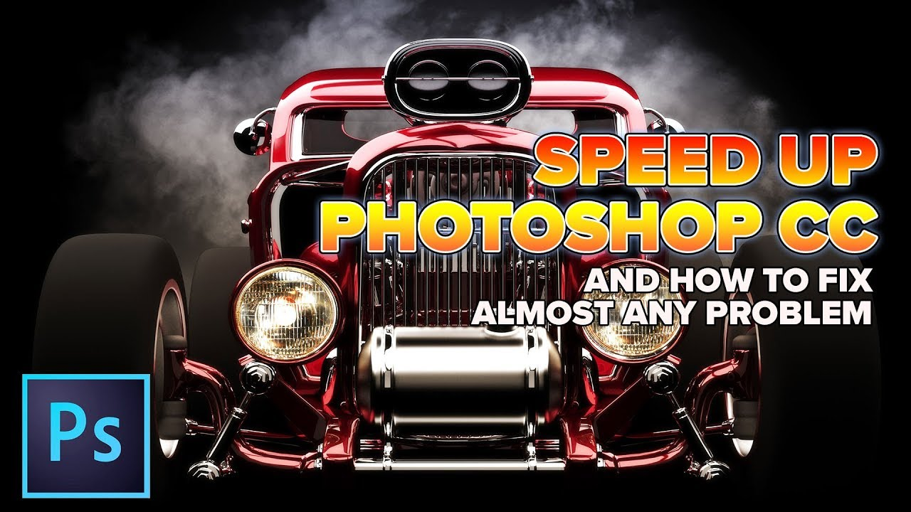 Ten tips to speed up Photoshop that no one told you about