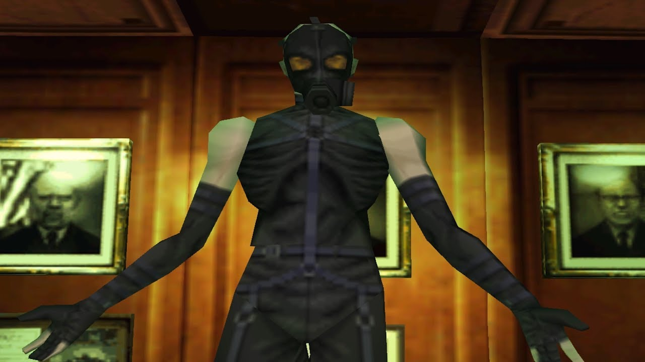 Metal Gear Solid: Psycho Mantis Boss Fight - YouTube