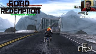 ROAD REDEMPTION (PC) - Repartiendo cera con el reboot de Road Rash || Gameplay en Español