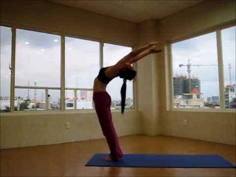 yoga exercise sun salutation  youtube