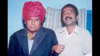 Rajasthani kavita हब्बीड़ो Late Shri Kaan Dan Kalpit Jhorda