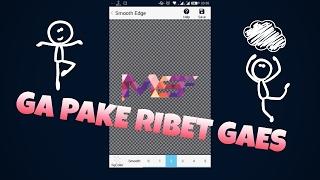 Cara Menghapus Background Foto atau Gambar Dengan Aplikasi Background Eraser