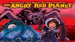 Brandon's Cult Movie Reviews: THE ANGRY RED PLANET