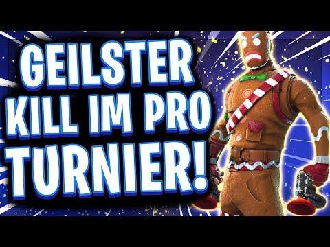 😱💡BESTER KILL IM 1.000€ PRO TURNIER!   Wer ist der beste Fortnite Spieler Deutschlands?! (Teil 2)