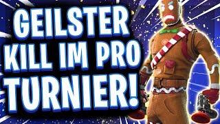 😱💡BESTER KILL IM 1.000€ PRO TURNIER! | Wer ist der beste Fortnite Spieler Deutschlands?! (Teil 2)