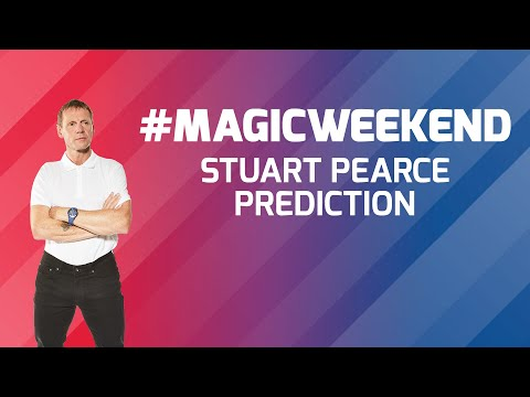 SPECIAL PREVIEW 😍 - Stuart Pearce gives us his prediction #MagicWeekend ⭐🏉