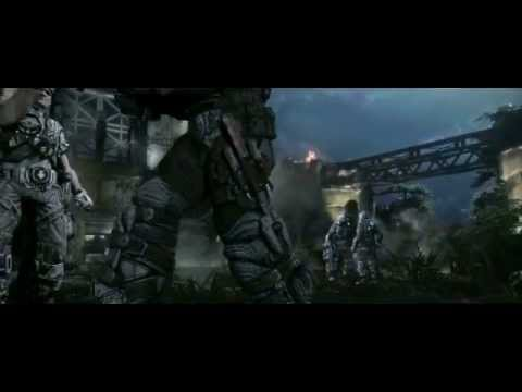 Gears of War Tribute: Mad World Song